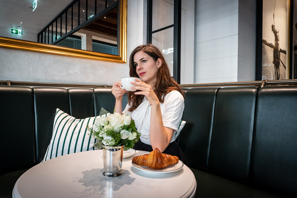 Ralph's Coffee München: Das neue Café von Ralph Lauren im Londenfrey