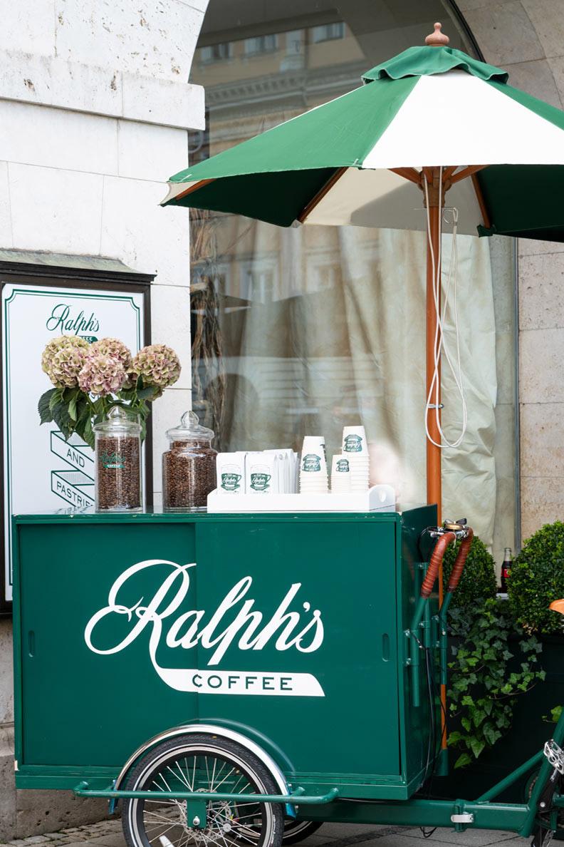 Ralph's Coffee München im Lodenfrey: Café-Tipp