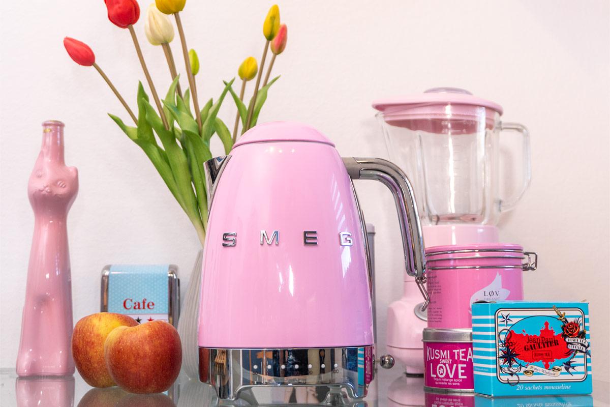 Jetzt wird's heiß: Die schönsten Retro-Wasserkocher für Dein Zuhause